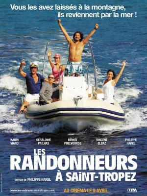 Les randonneurs à Saint-Tropez (Les randonneurs 2)