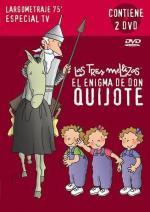 Las tres mellizas: El Enigma de Don Quijote (TV)