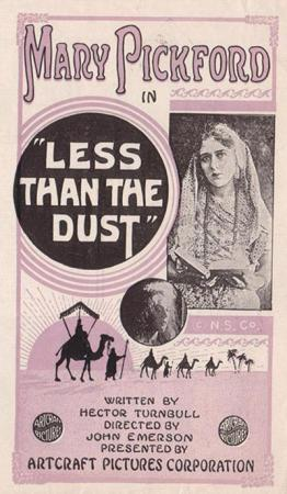 Less Than the Dust