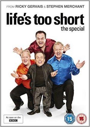 La vida es muy corta. Episodio especial (TV)