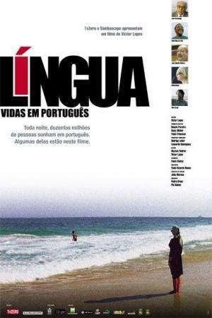 Língua - Vidas en Portugués