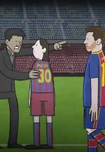 Lionel Messi Barcelona's Journey Is Over (C)