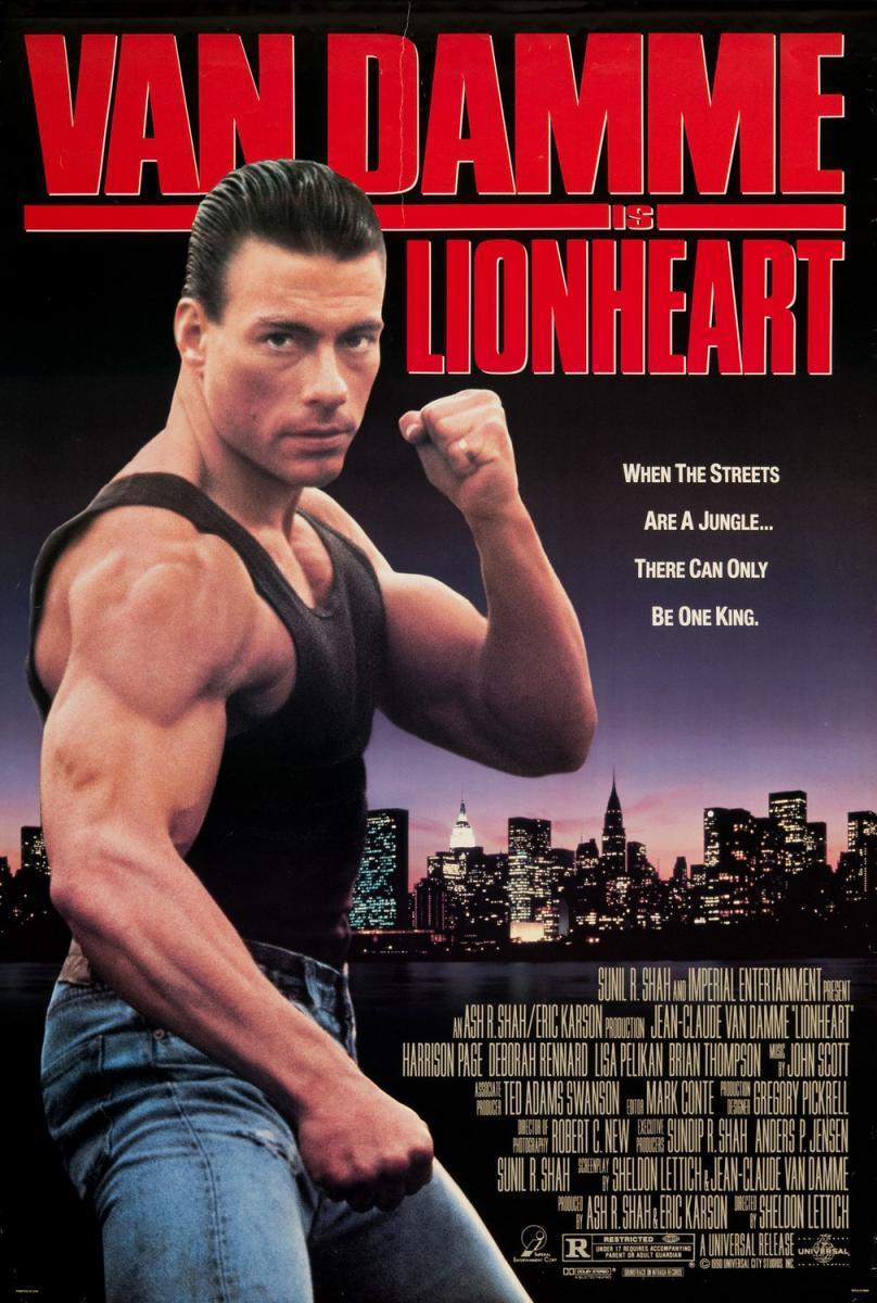 Últimas películas que has visto (las votaciones de la liga en el primer post) - Página 21 Lionheart-859027245-large