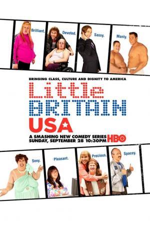 Little Britain USA (TV Series)
