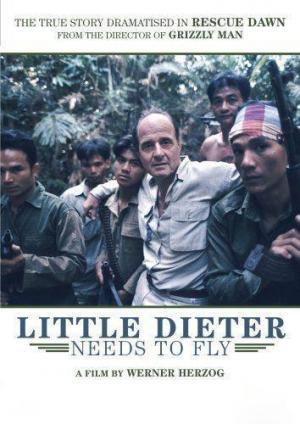 El pequeño Dieter necesita volar