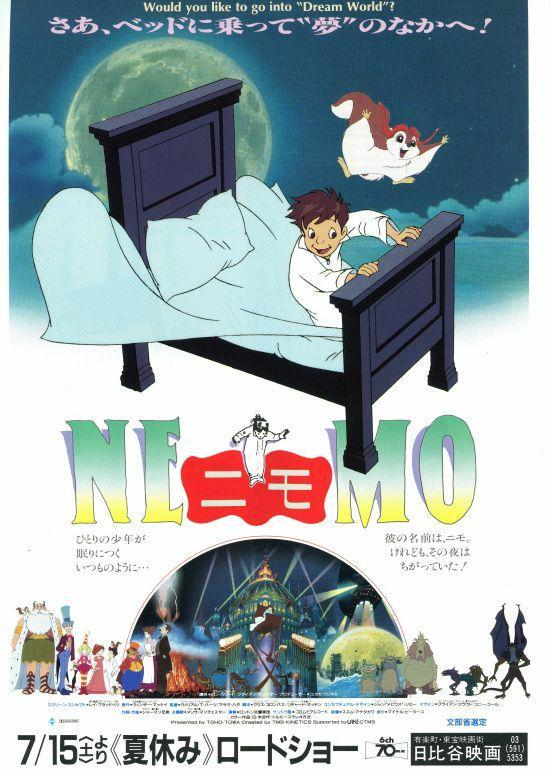 Little Nemo Adventures In Slumberland 1989 Filmaffinity