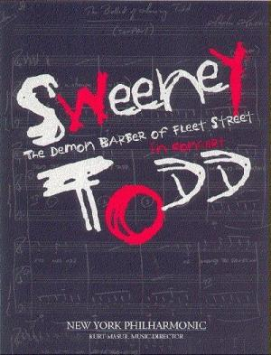 Live from Lincoln Center: Sweeney Todd: The Demon Barber of Fleet Street - In Concert with the New York Philharmonic (TV)