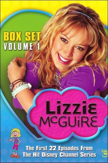 Lizzie McGuire Serie Completa [1080p] [Español Latino] [MEGA]