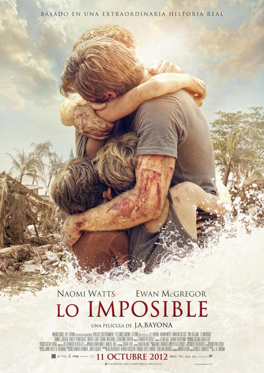 Lo imposible, [1080p] [Latino-Ingles] [MEGA]
