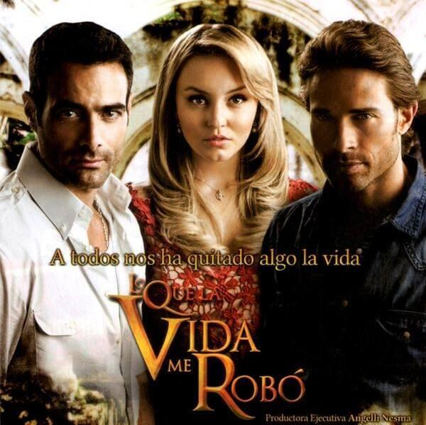 Amar A Muerte Capitulo 5: What Life Took From Me (TV Series) (2013)