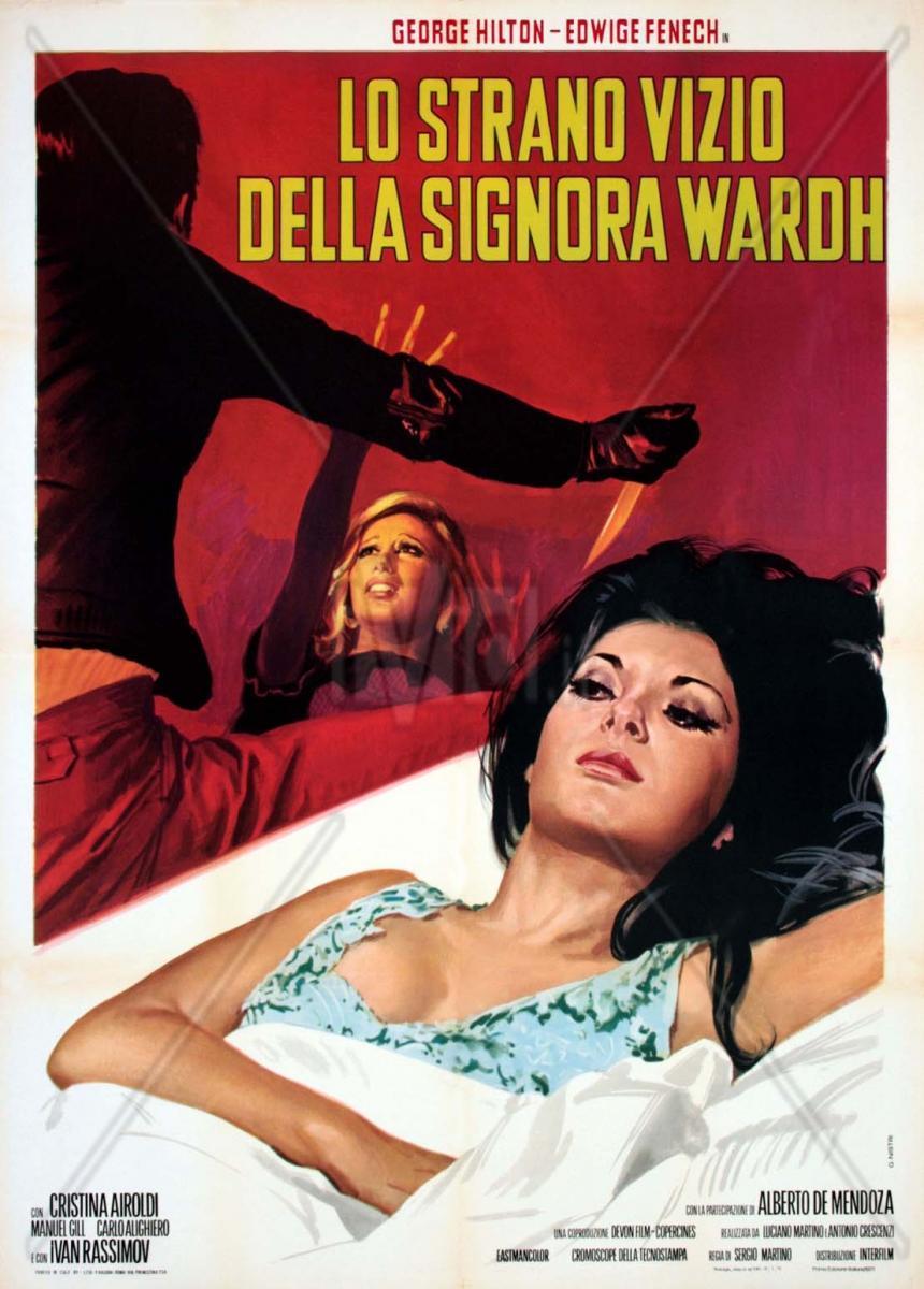Nora Orlandi - Lo Strano Vizio Della Signora Wardh