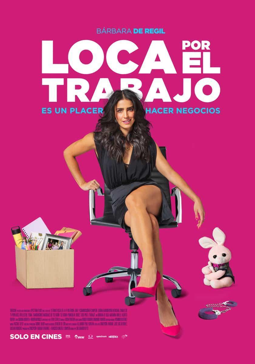 Loca por el trabajo [2018] [1080p] [Latino-Ingles] [MEGA]