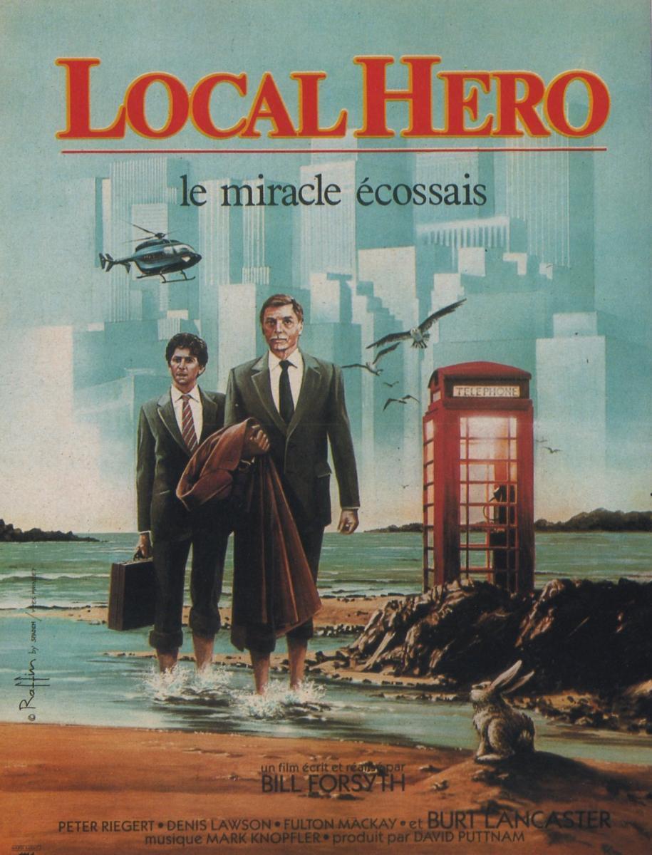 Un tipo genial (Local Hero) (1983)