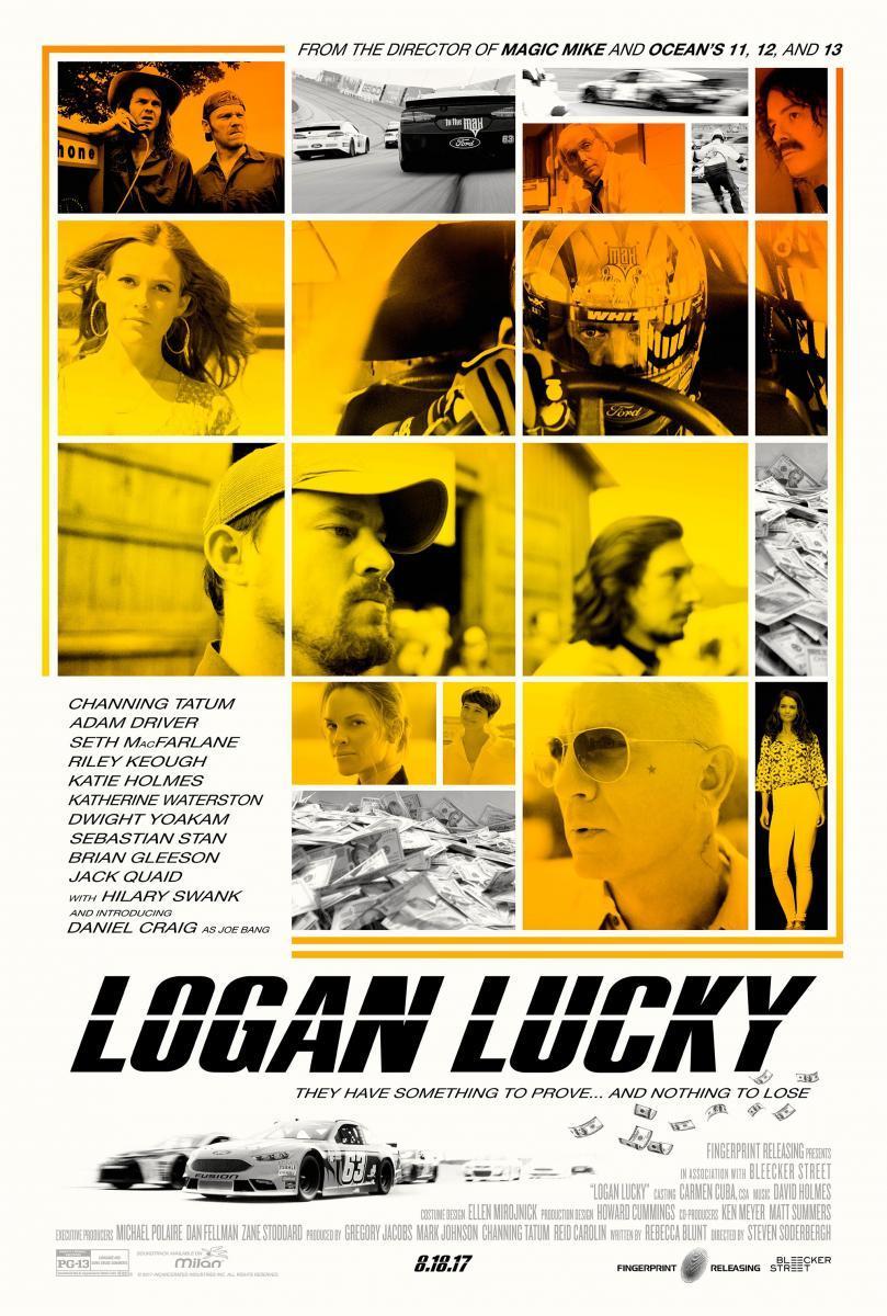 Logan Lucky Online
