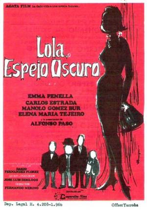 Lola, espejo oscuro