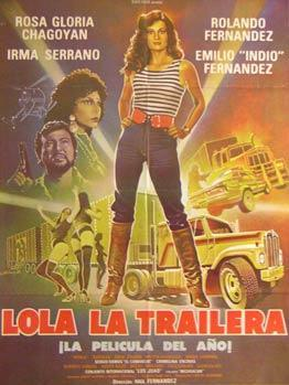 Lola the Truck Driving Woman