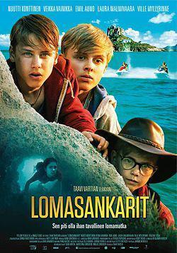 Tajemnice wyspy / Lomasankarit (2014)PL.WEB-DL.XviD-NN / Lektor PL