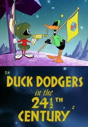 El pato Dodgers en el siglo 24 y medio (C)