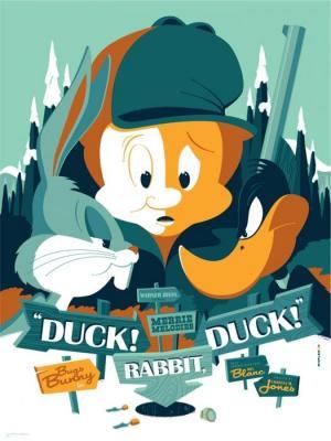 Duck! Rabbit, Duck! (S)