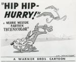 El Coyote y el Correcaminos: Hip Hip-Hurry! (C)
