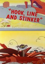 El Coyote y el Correcaminos: Hook, Line and Stinker (C)