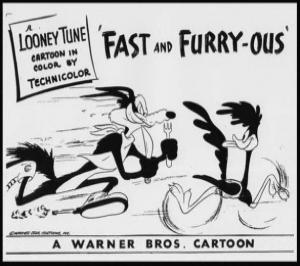 El Coyote y el Correcaminos: Rápido y rabioso (C)