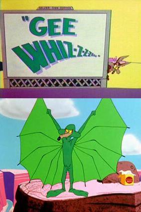 El Coyote y el Correcaminos: Gee Whiz-z-z-z-z-z-z (C)