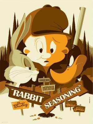 Temporada de cacería de conejos (C)