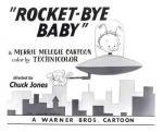 Rocket-bye Baby (C)