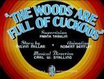 El bosque está lleno de cuckoos (C)