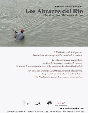 Los abrazos del río (L'étreinte du fleuve)