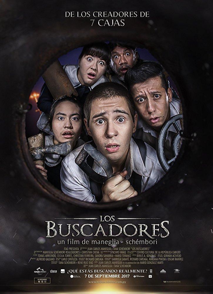 Los buscadores (2017) 1080p MEGA Latino