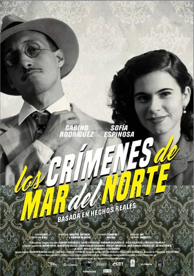 Los crímenes de Mar del Norte (2017) 1080p Latino Zippyshare