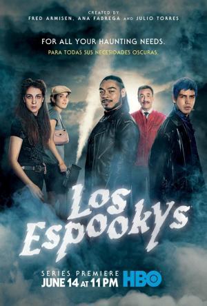 Los Espookys (TV Series)