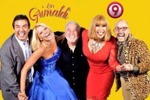 Los Grimaldi: Una familia de locos (Serie de TV)