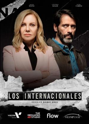 Los internacionales (TV Series)