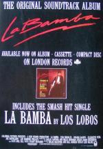 Los Lobos: La Bamba (Vídeo musical)