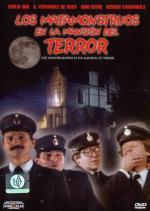 Los matamonstruos en la mansión del terror