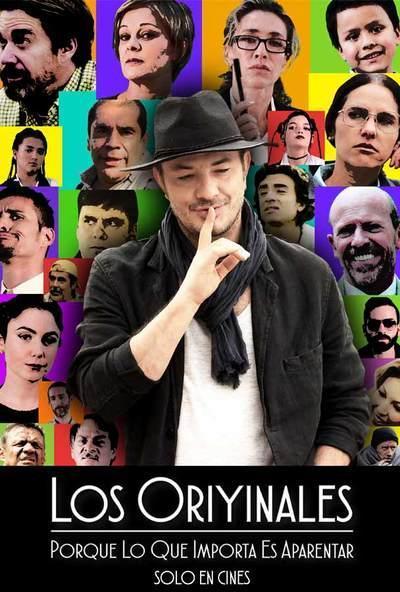 Los Oriyinales (2017) 1 LINK HD Zippyshare