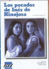 Los pecados de Inés de Hinojosa (TV Miniseries)