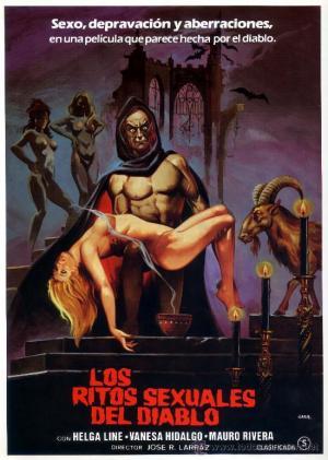 Los ritos sexuales del diablo
