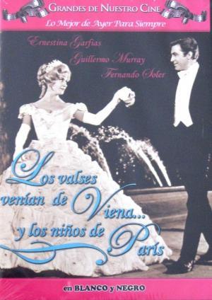 Los valses venían de Viena y los niños de París