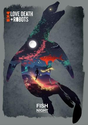 Love, Death & Robots: Noche de criaturas marinas (C)