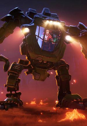 Love, Death & Robots: Suits (S)