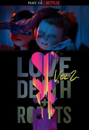 Love, Death + Robots, Vol. 2: Por toda la casa (C)