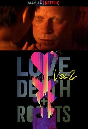 Love, Death + Robots. Vol. 2: Snow in the Desert (S)