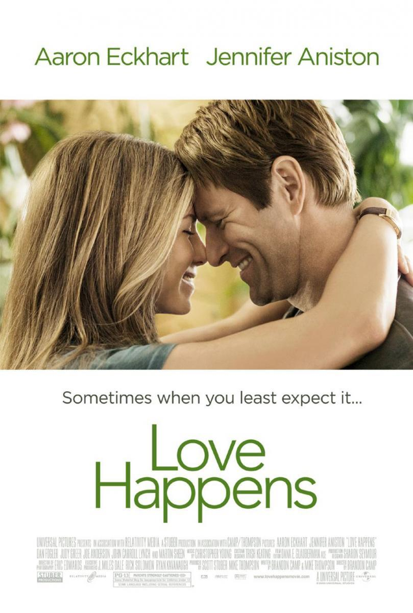 Póster de Love Happens