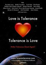 Love is Tolerance - Tolerance is Love