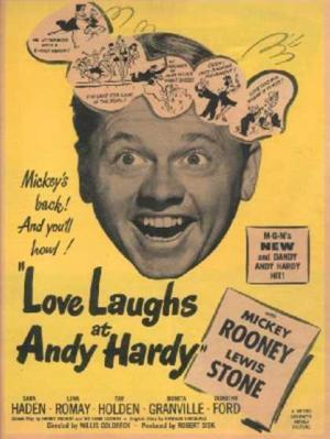 Los romances de Andy Hardy