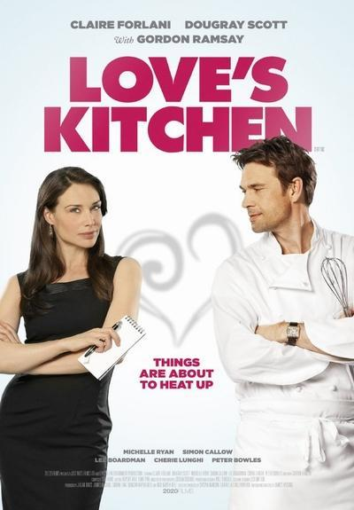 póster de la película Love's kitchen